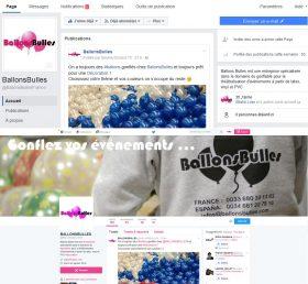 Communauté <br>BALLONS BULLES FRANCE